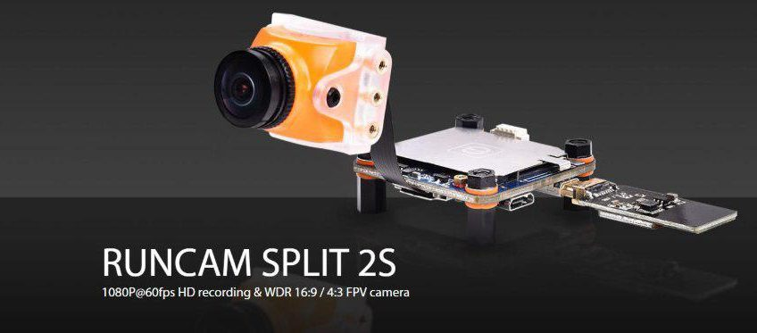 Runcam Split 2S