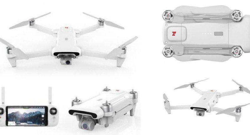 Drone Xiaomi Fimi X8